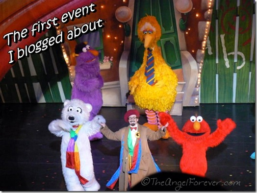 Sesame Street Live 2007