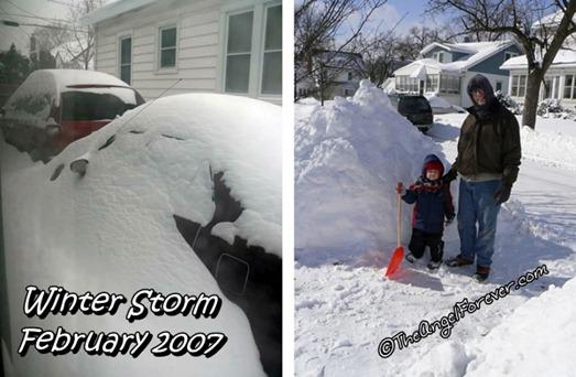 Winter Storm February 2007