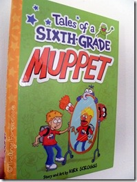 Tales of the Sixth Grade Muppet