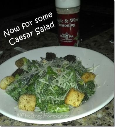 The Melting Pot Caesar Salad