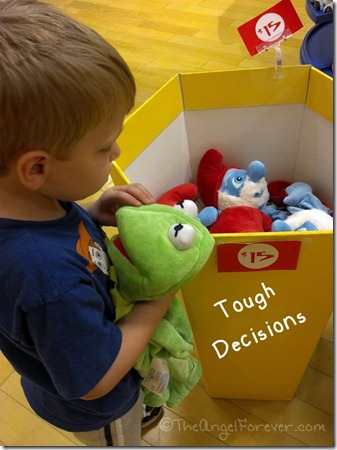 Build-A-Bear Decisions