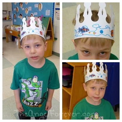 The Birthday Crown