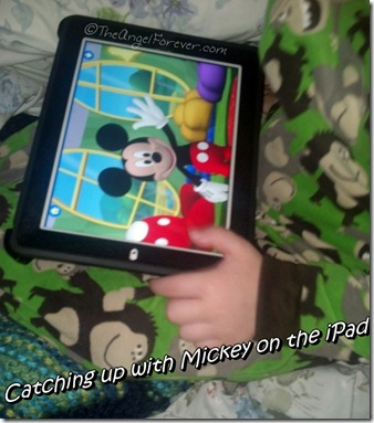 Mickey Mouse Clubhouse App for iPad