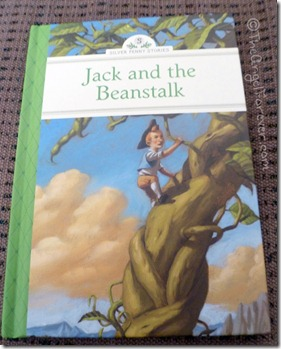 Jack and the Beanstalk - Silver Penny Stories