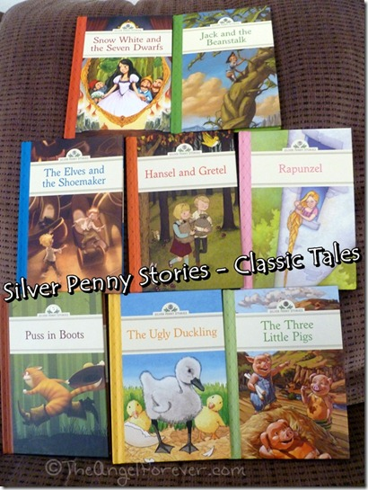 Sterling Children's Books - Silver Penny Stories