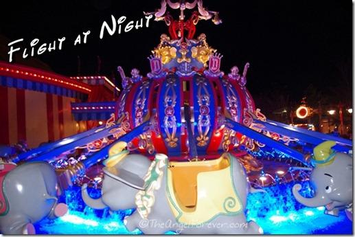 Dumbo in Storytown Circus in New Fantasyland
