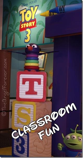 Disney Classroom fun