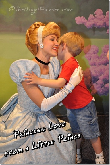 Love for Cinderella at The Magic Kingdom
