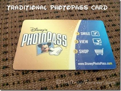 Disney PhotoPass Card