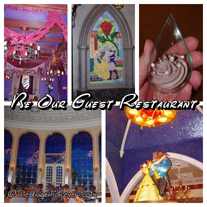 Be Our Guest Restaurant New Fantasyland