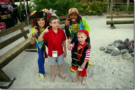 Pirates in Training