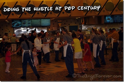 The Hustle at Pop Century Resort