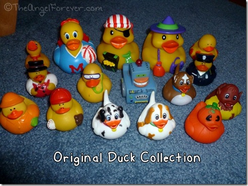 Original Rubber Duck Collection