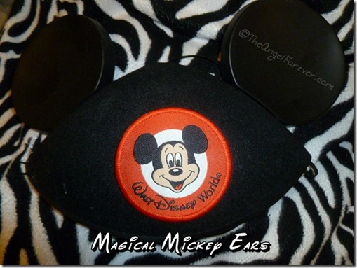 Magical Mickey Ears from Walt Disney World