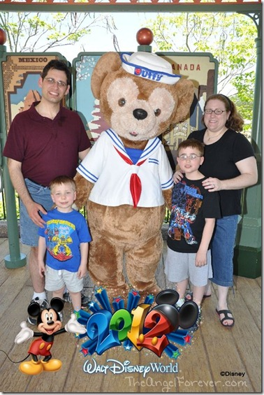 The Magic Begins with Duffy