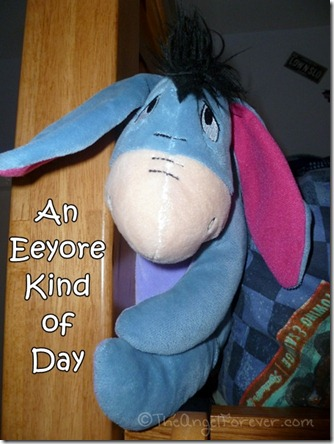 Eeyore kind of day