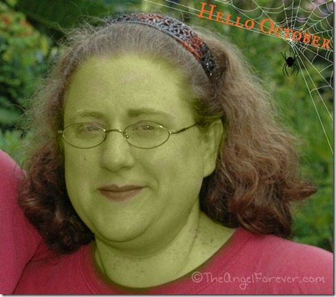 Morph me into a witch with Picmonkey