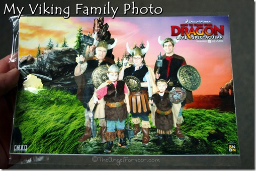 My Viking Family - How to Train Your Dragon Live Show