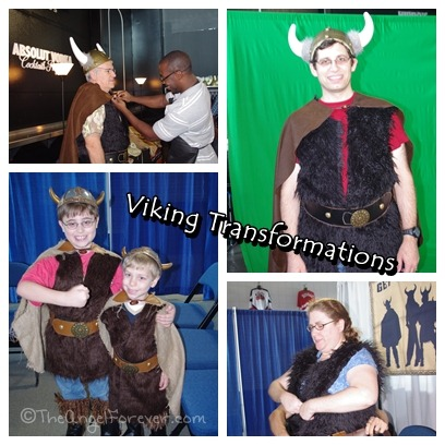 Viking fashion - How to Train Your Dragon Live Show