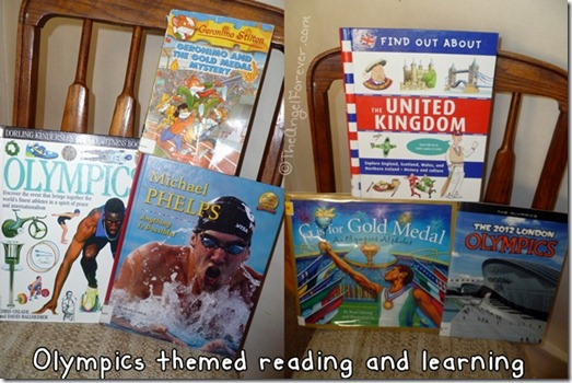Olympics Books for Children