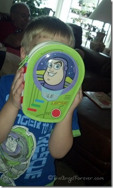Super JSL Buzz Lightyear
