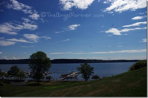 Saratoga Lake Views