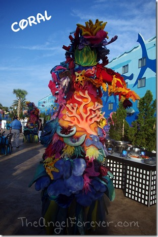 Coral Greetings at Art of Animation Resort