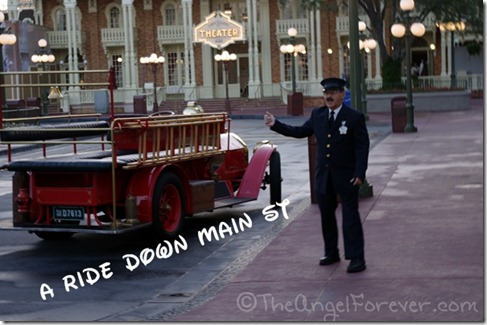 Main Street USA Ride