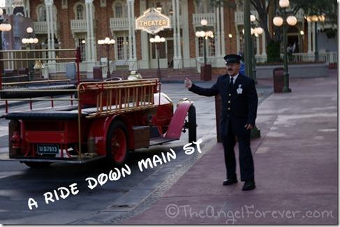 Main Street USA Ride