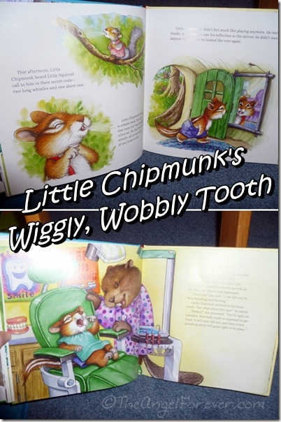 Little Chipmunk's Wiggly, Wobbly Tooth
