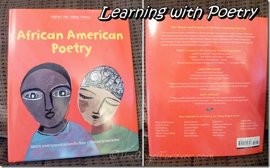 Poetry for Young People - African American Poetry