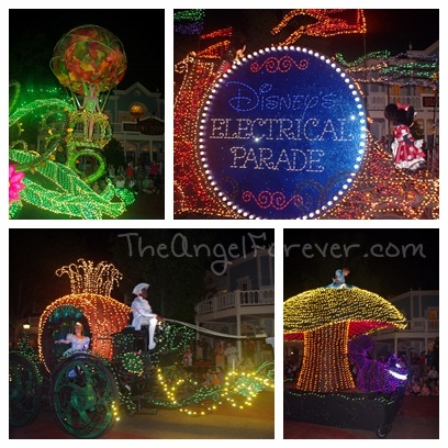 Electric Parade Lights