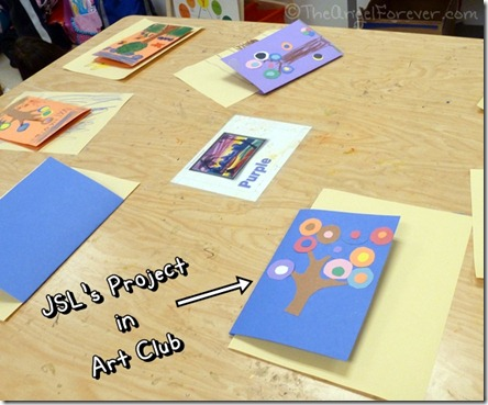 Art Club Project