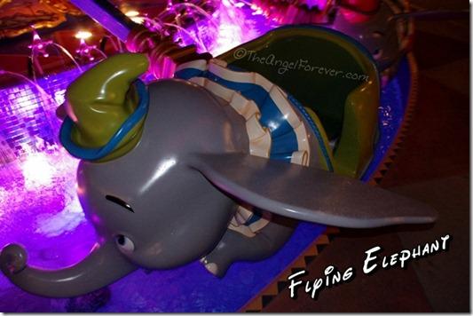 Dumbo at The Magic Kingdom