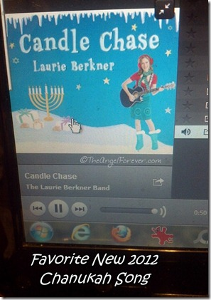 Laurie Berkner Candle Chase