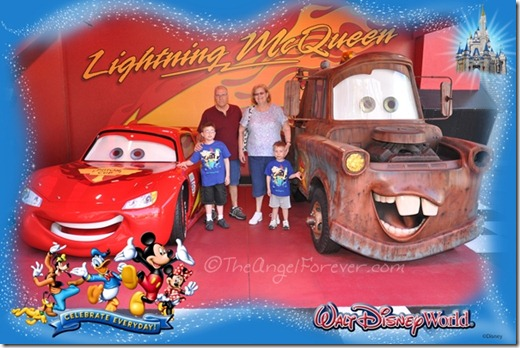 Magical memories at Disney's Hollywood Studios