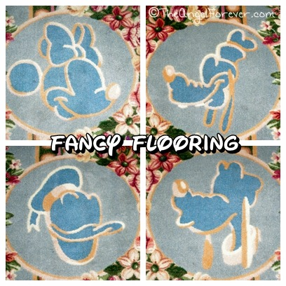 Fancy Floors at the Grand Floridian Resort