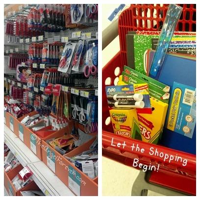 2012 School Supplies