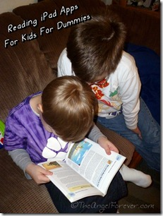 Reading iPad Apps for Kids for Dummies